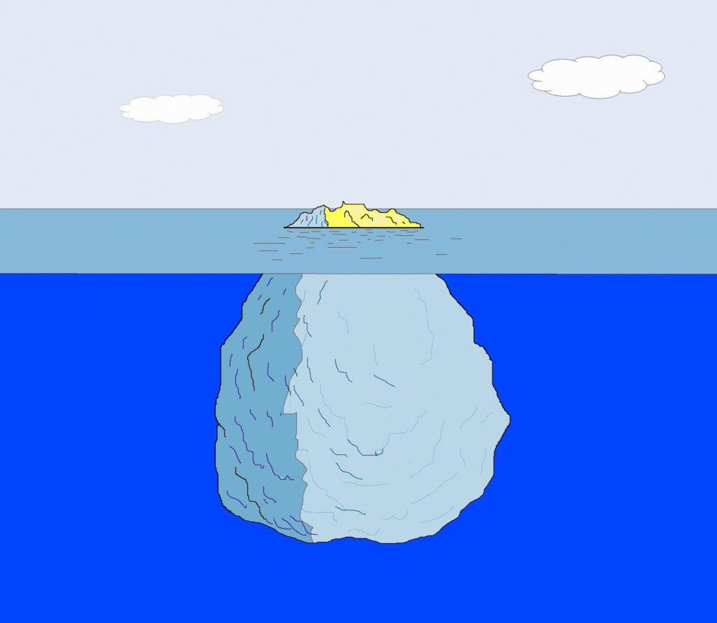 jak se změnit ledovec