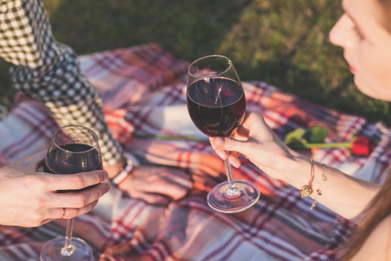 jak si udržet partnera víno