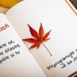 Deník vděčnosti: Přistihnete se, když jste šťastní, a zapište si to